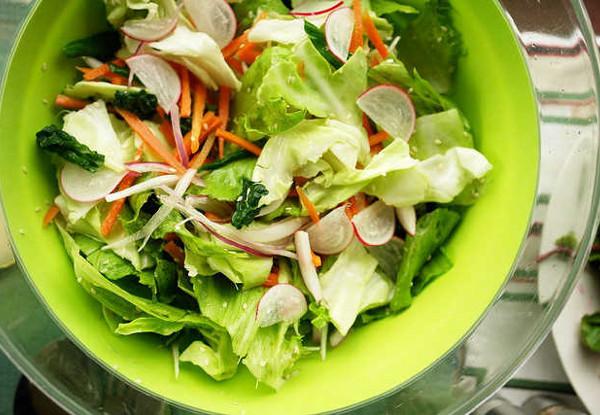 Raw Food / Salads Ayurvedic Perspectives