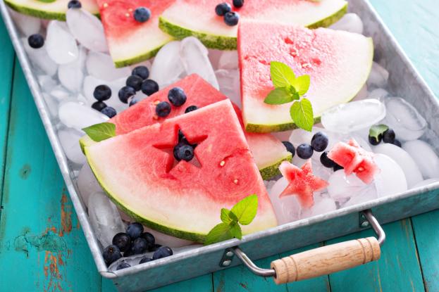 Ayurvedic Diet for July Image