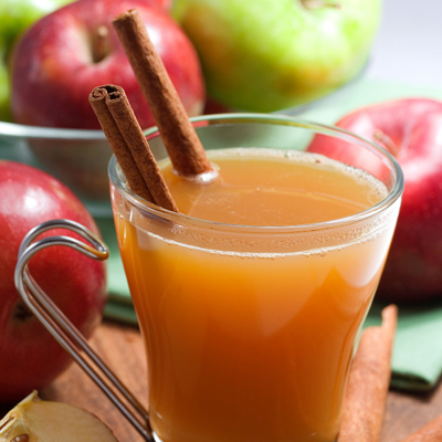 Apple Cider with Spices