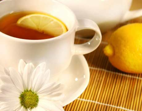 Ginger, Lemon & Honey Tea Ayurveda Recipe