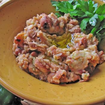 Fava Bean Salad (Foul Mudammas)