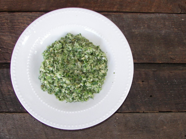 Fennel Bulb Pesto Ayurveda Recipe