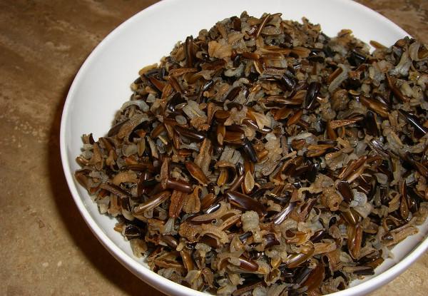 Toasted Black Cumin Wild Rice - Ayurvedic Diet & Recipes
