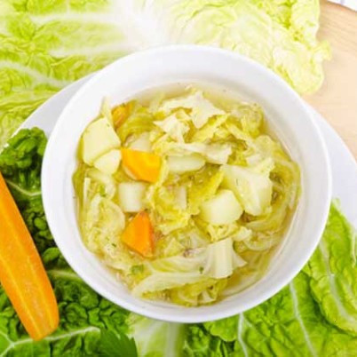 Cabbage Soup Diet Ayurveda Recipe