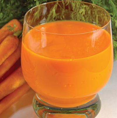Lemon, Carrot & Ginger Juice Zinger