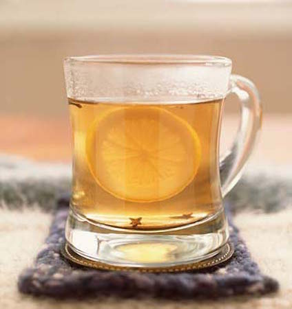 Virgin Hot Toddy Ayurveda Recipe