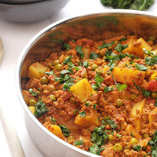 Beef with Peas & Potatoes Ayurveda Recipe