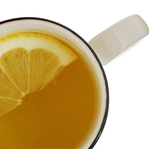 Lemon & Spice Weight Loss Tea Ayurveda Recipe