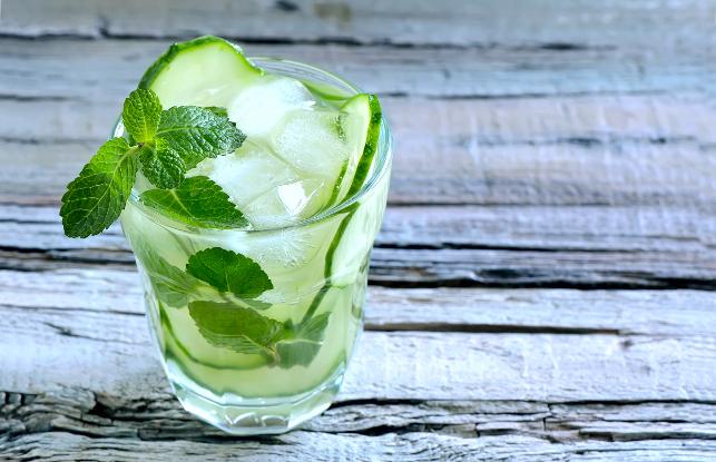 Cucumber & Coconut Cooler Ayurveda Recipe