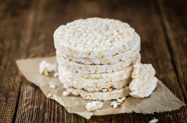 Rice Cakes / Puffed Rice - Ayurvedic Diet & Recipes