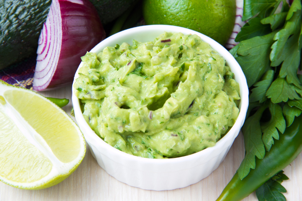 Sweet Pea Guacamole Ayurveda Recipe
