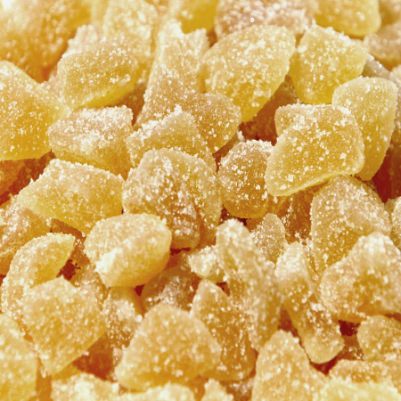 Crystallized Ginger - Ayurvedic Diet & Recipes