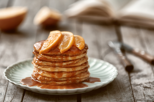 Orange Millet Pancake Ayurveda Recipe
