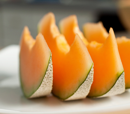 Cantaloupe / Melons - Ayurvedic Diet & Recipes