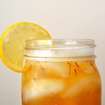 Saffron Lemonade Ayurveda Recipe