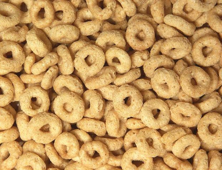 Cereal with Ginger & Lime