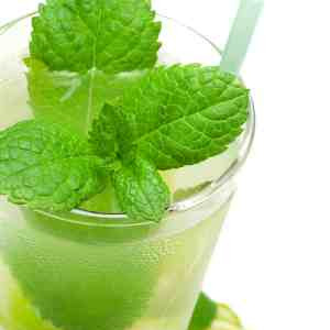 Virgin Mojito with Mint & Lime Ayurveda Recipe