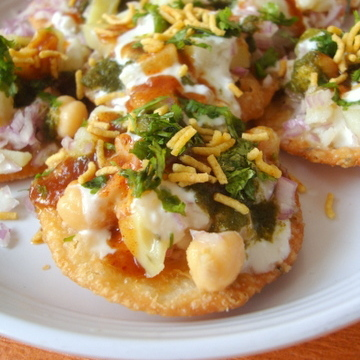 Crunchy Chips in Sweet & Savory Sauce Ayurveda Recipe