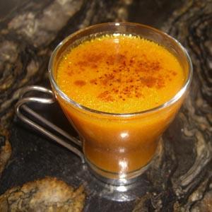 Spicy Pumpkin Chai