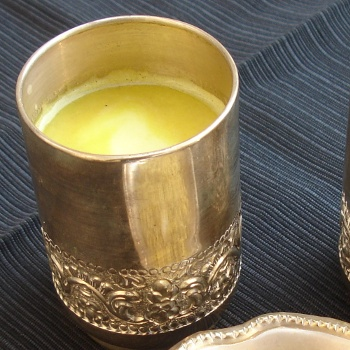 Gold Milk Ayurveda Recipe