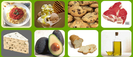 Kapha Aggravating Foods