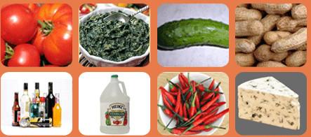 Pitta Aggravating Foods