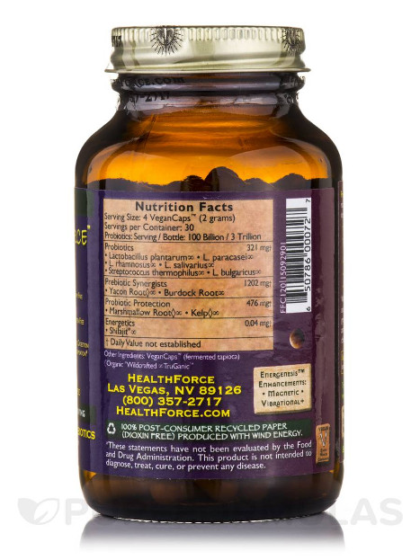 Ayurveda Lifestyle Friendly Force Probiotic 30 Caps