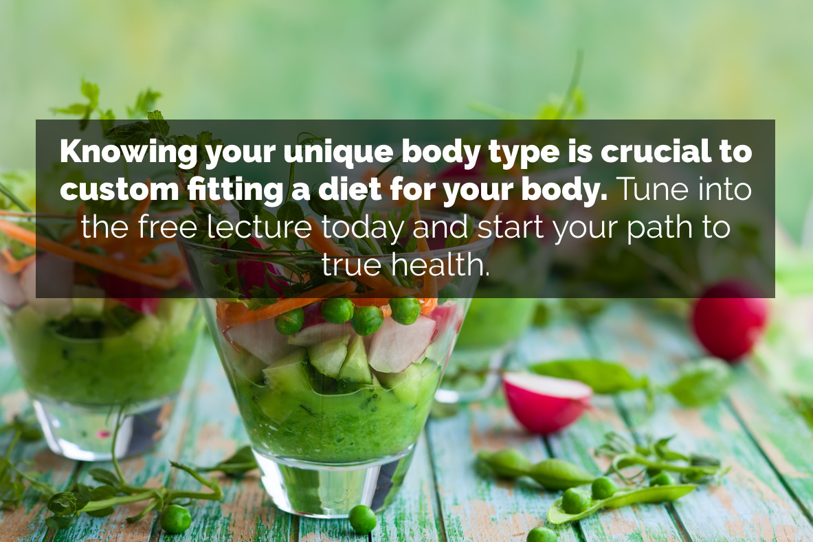 Ayurveda Lifestyle Identify Your Body Type: Sample Lecture from Joyful Belly