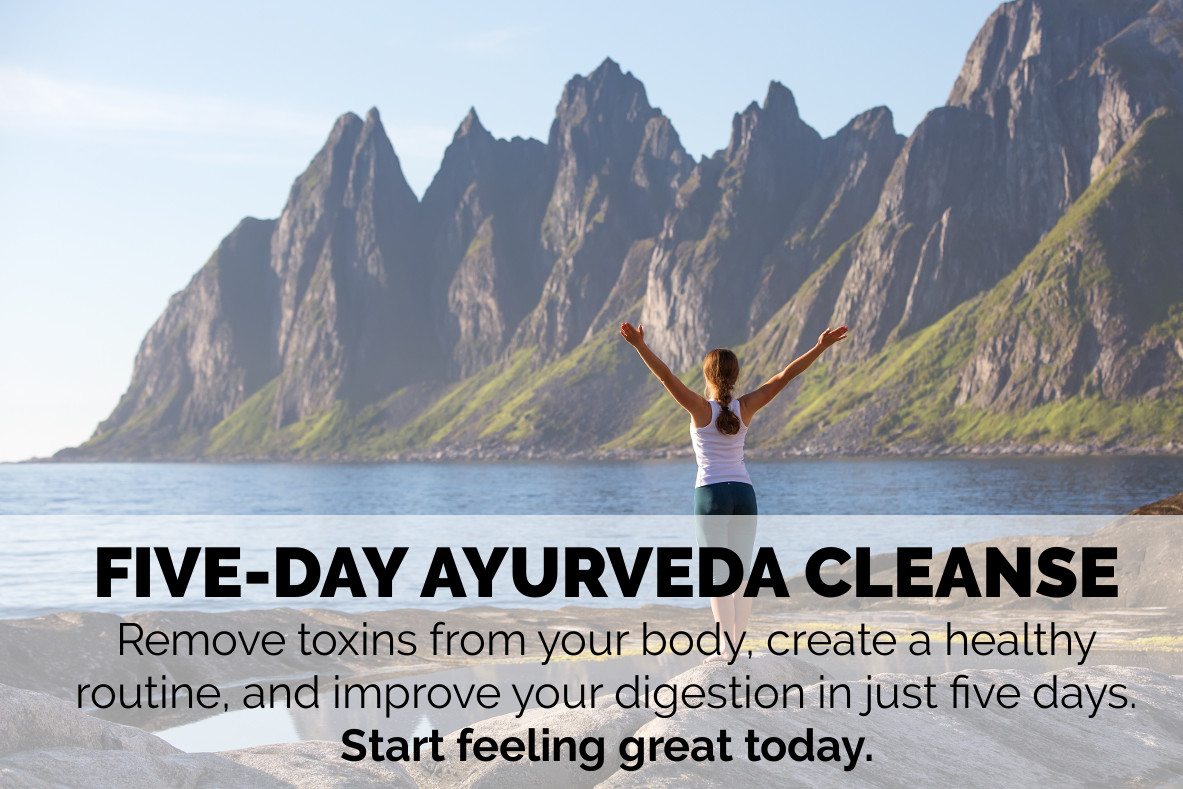 Ayurveda 5 Day Ayurveda Cleanse
