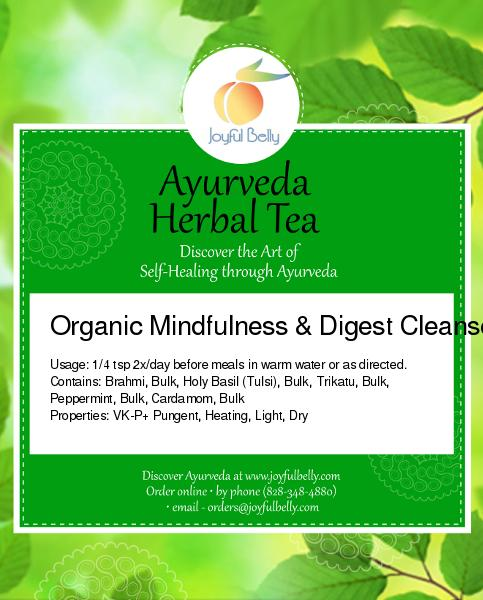 Mindfulness & Digest Cleanse Tea