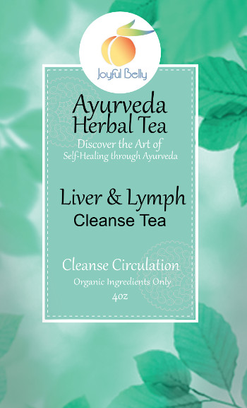 Ayurveda Liver & Lymph Cleanse Tea