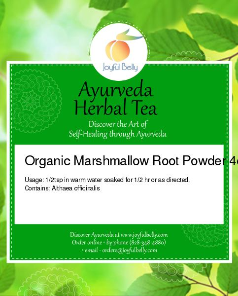 Ayurveda Marshmallow Root Powder
