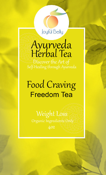 Ayurveda Control Cravings Food Freedom Tea
