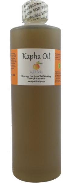 Ayurveda Kapha Massage Oil