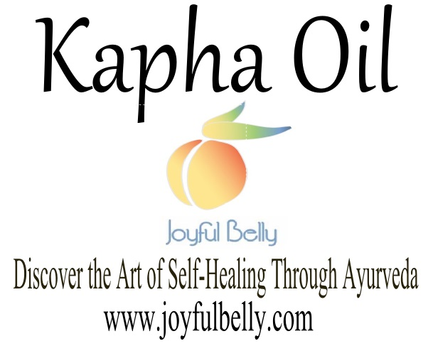 Kapha Oil (16 oz)
