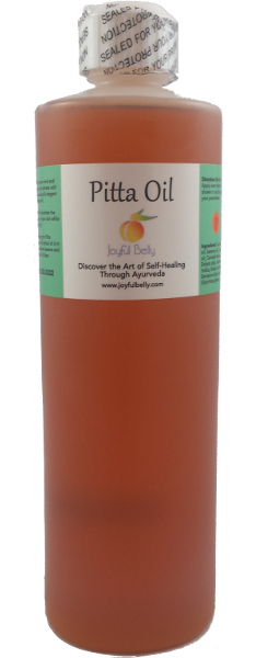 Ayurveda Pitta Massage Oil