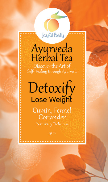 Ayurveda Lifestyle Cumin, Coriander, Fennel Tea