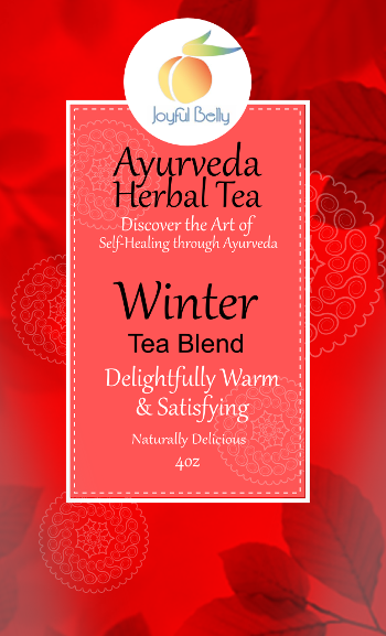 Winter Tea Blend