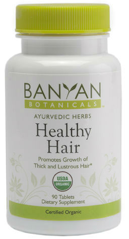 Ayurveda Healthy Hair Tablets