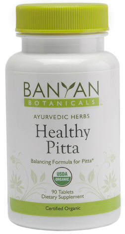 Ayurveda Healthy Pitta Tablets