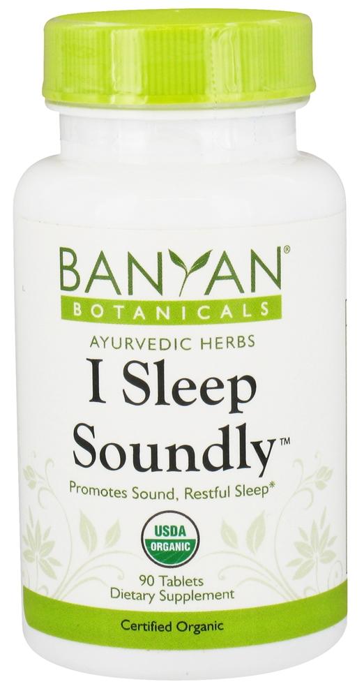 Ayurveda I Sleep Soundly Tablets