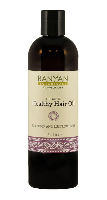 Ayurveda Healthy Hair Oil