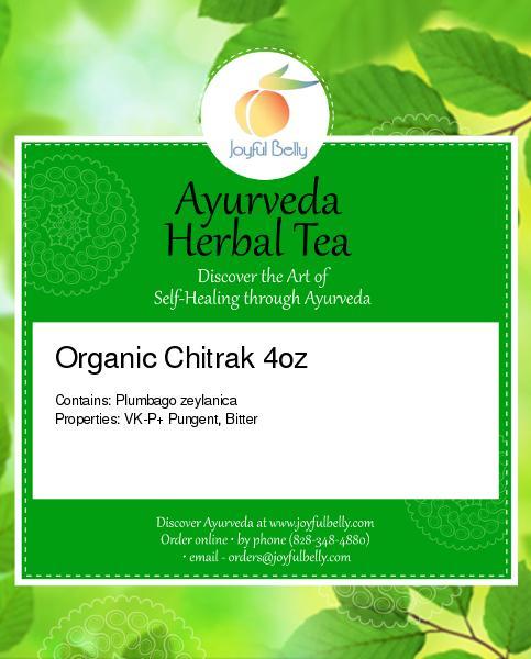 Ayurveda Chitrak