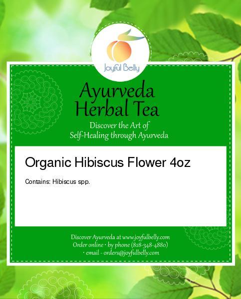 Ayurveda Hibiscus Flower