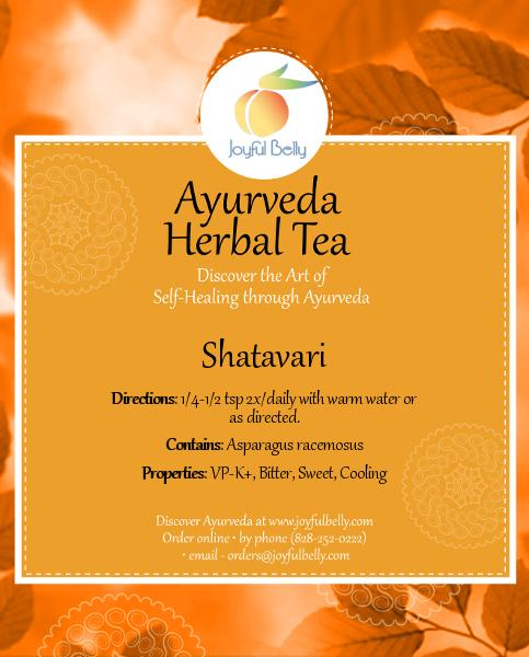 Ayurveda Shatavari