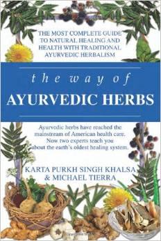Ayurveda Way of Ayurvedic Herbs