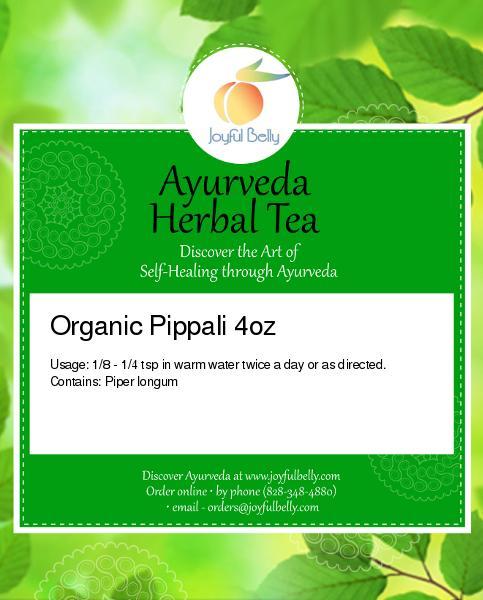 Ayurveda Pippali