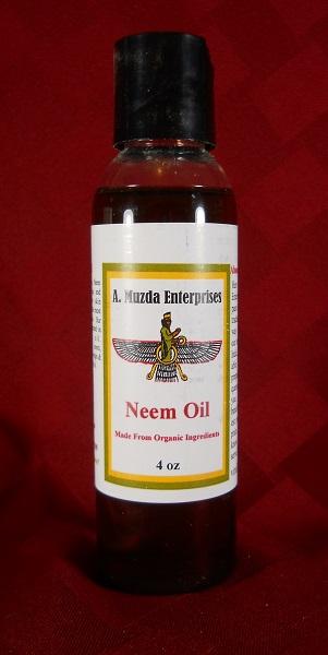 Ayurveda Neem Oil (4 fl oz)