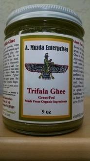 Triphala Ghee (9oz)