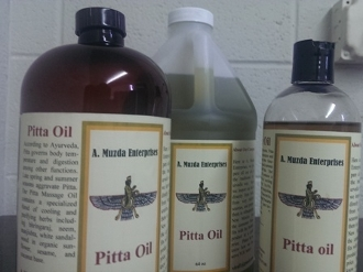 Ayurveda Pitta Shiro Oil (128 oz)